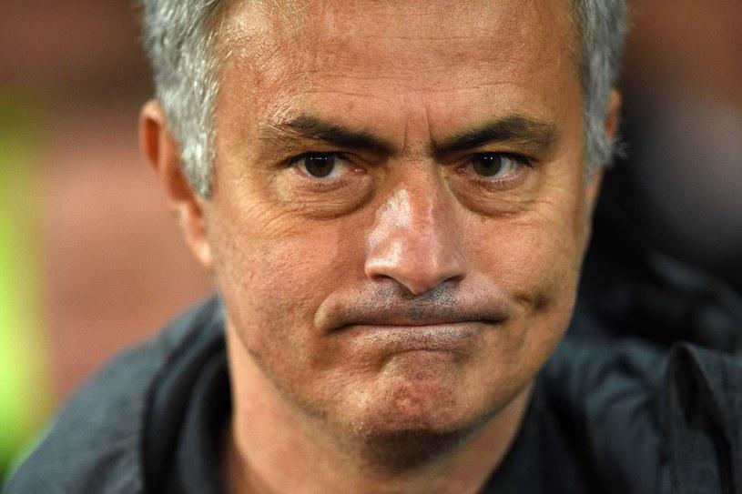 Jose Mourinho /Oli Scarff /AFP