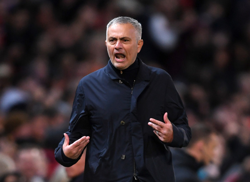 Jose Mourinho /Laurence Griffiths /Getty Images