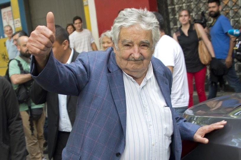 José Mujica, przez brytyjskie tabloidy określony najbiedniejszym prezydentem świata /AFP/PABLO PORCIUNCULA /East News