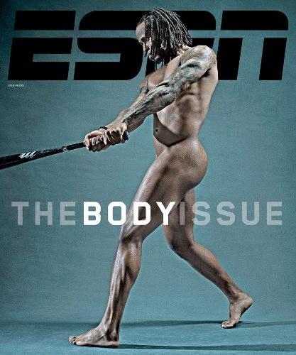 Jose Reyes na okładce magazynu ESPN /INTERIA.PL