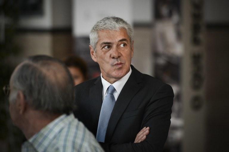 Jose Socrates /AFP