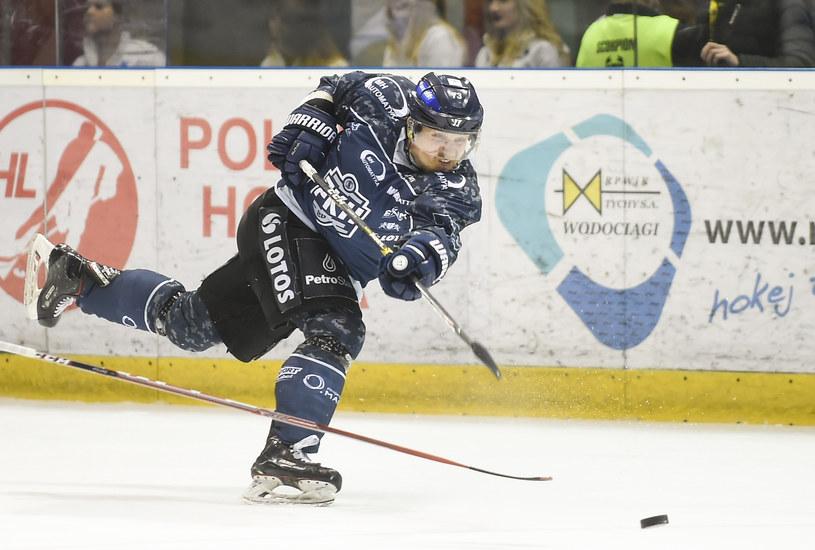 Josef Vitek grał w poprzednim sezonie w klubie z Gdańska /Łukasz Sobala /Newspix