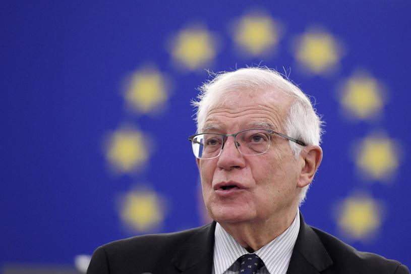 Josep Borrell skomentował wyrok Trybunału Konstytucyjnego /FREDERICK FLORIN / POOL /PAP/EPA