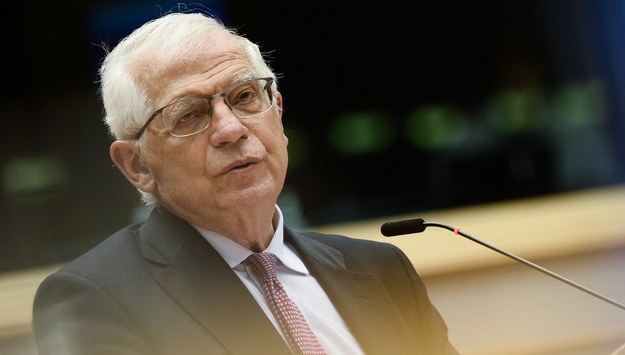 Josep Borrell /JOHANNA GERON / POOL /PAP/EPA