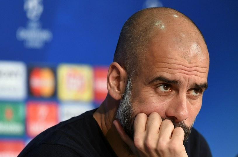 Josep Guardiola /AFP