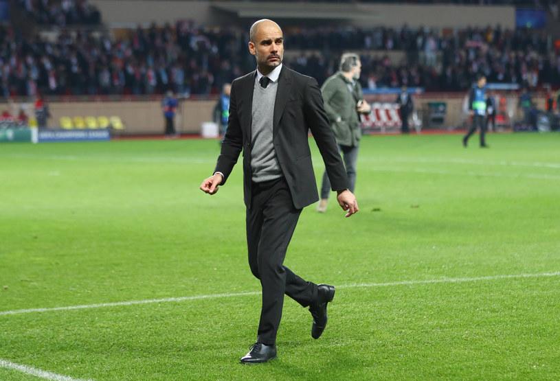 Josep Guardiola /Michael Steele /Getty Images