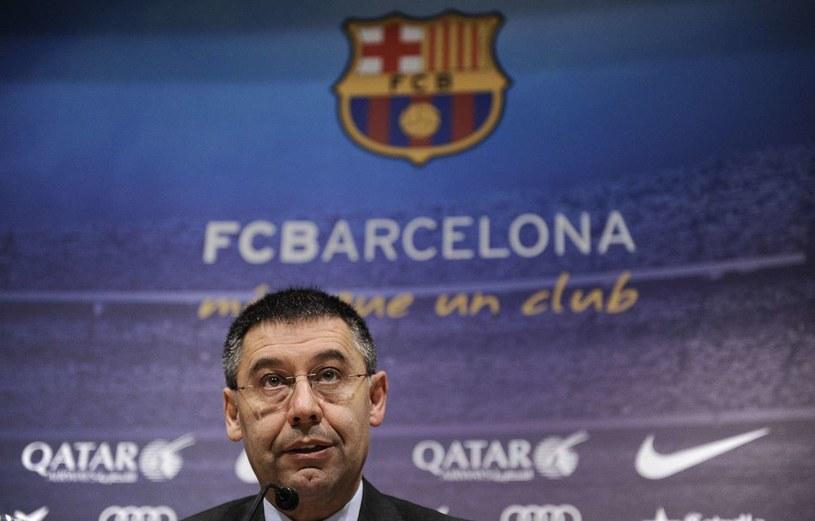 Josep Maria Bartomeu /AFP