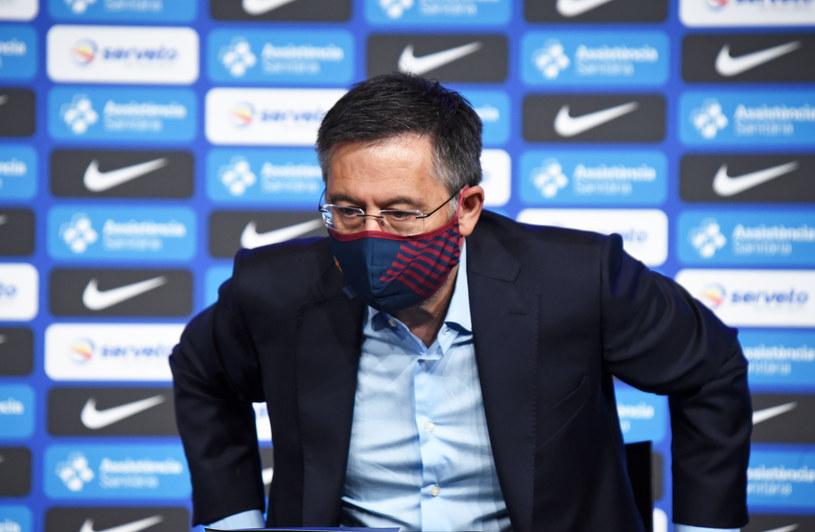 Josep Maria Bartomeu /Noelia Deniz/Urbanandsport /Getty Images