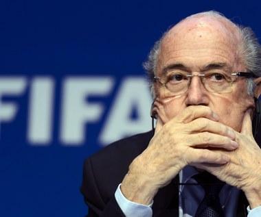 Joseph Blatter zrezygnował z przewodnictwa w FIFA