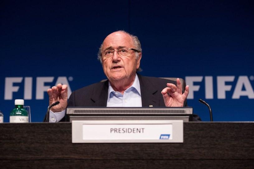 Joseph Blatter /AFP