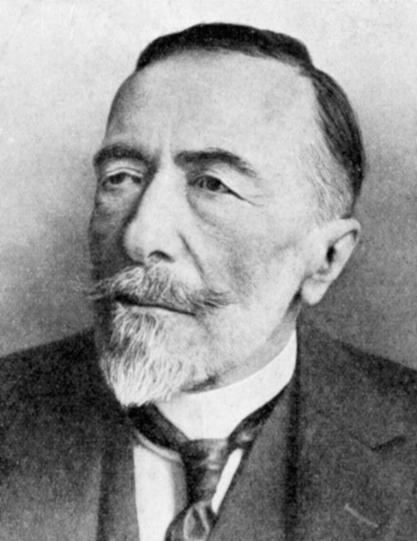 Joseph Conrad, fot. World History Archive/East News /East News