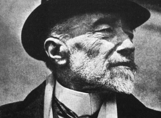 Joseph Conrad /Agencja FORUM