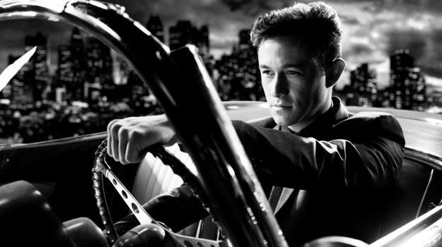 "Joseph Gordon-Levitt w filmie ""Sin City 2' /materiały dystrybutora"