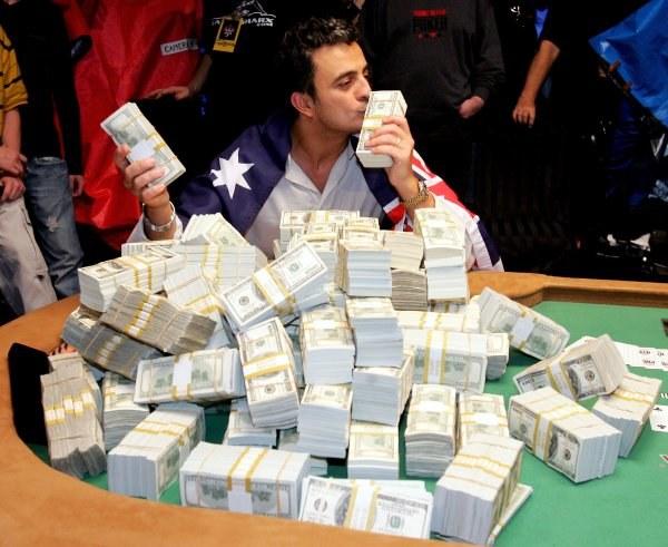 zdjęcie z kasyna Las Vegas