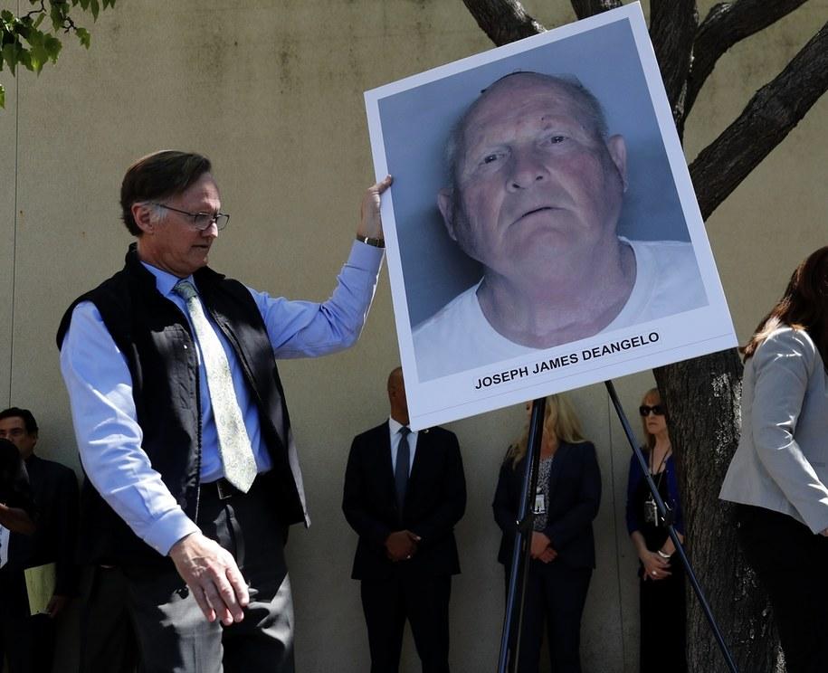 Joseph James DeAngelo został aresztowany w 2018 roku /JOHN G. MABANGLO /PAP/EPA