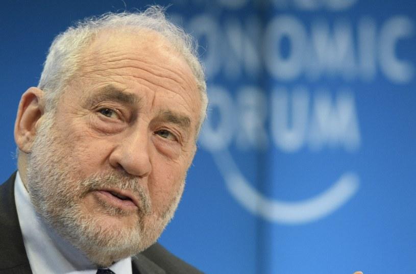 Joseph Stiglitz, laureat Nagrody Nobla w dziedzinie ekonomii. /East News