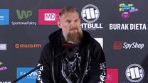 Josh Barnett: Im szybciej zakończę tę walkę, tym lepiej (POLSAT SPORT). Wideo