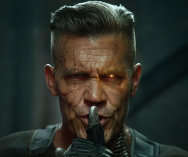 "Josh Brolin jako Cable w filmie ""Deadpool 2"""