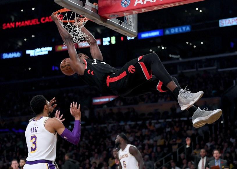 Josh Hart (Toronto Raptors) /AFP