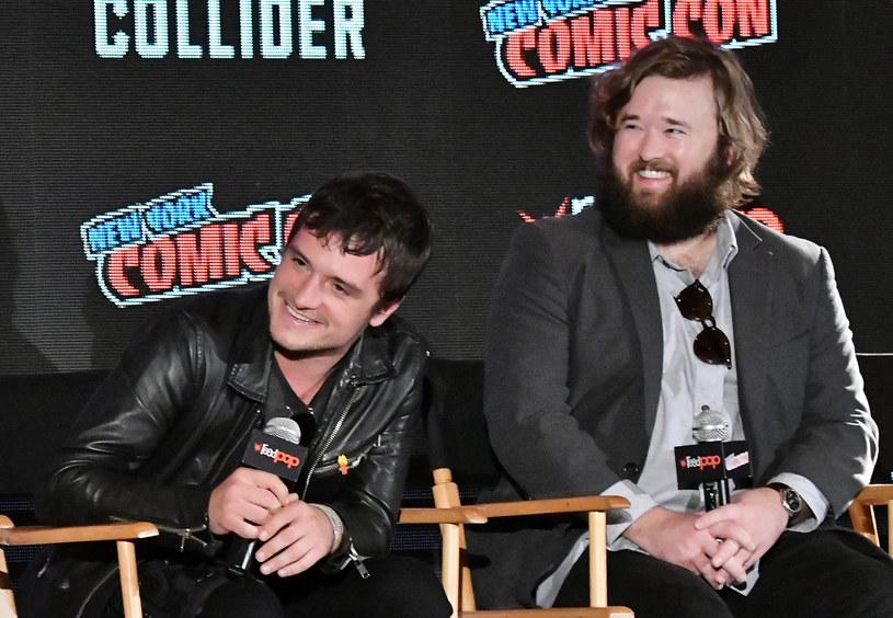 Josh Hutcherson, Haley Joel Osment /Mike Coppola /Getty Images