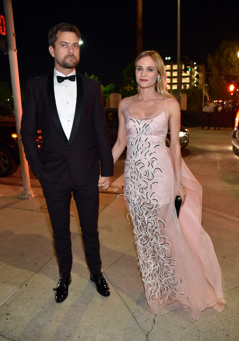 Joshua Jackson i Diane Kruger /Mike Windle /Getty Images