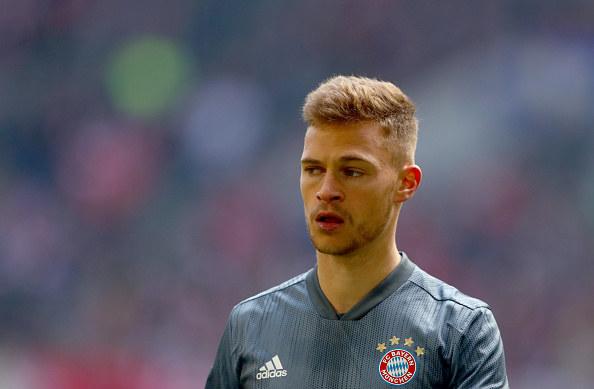 Joshua Kimmich jest w tym sezonie ważną postacią Bayernu Monachium /Getty Images