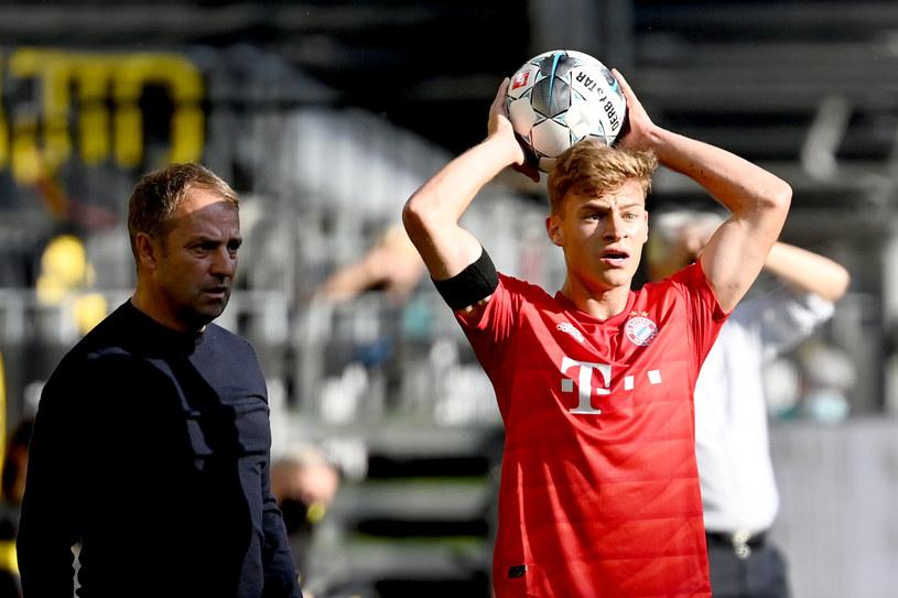 Joshua Kimmich z Bayernu /AFP