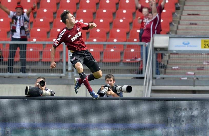 Josip Drmić został nowym piłkarzem Bayeru Leverkusen /AFP
