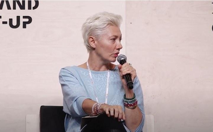 Jowity Michalskiej, prezes fundacji Digital University, Singularity University Warsaw Chapter Ambassador. /INTERIA.PL