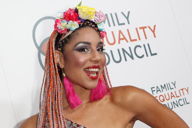 Joy Villa na wręczeniu nagród organizacji Family Equality Council (walczącej o prawa osób ze społeczności LGBTQ) w 2016 roku /Tommaso Boddi /Getty Images