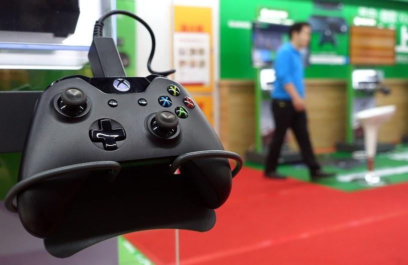 Joypad do konsoli Xbox One /AFP