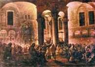 Józef Brodowski, Synagoga w Przeworsku /Encyklopedia Internautica