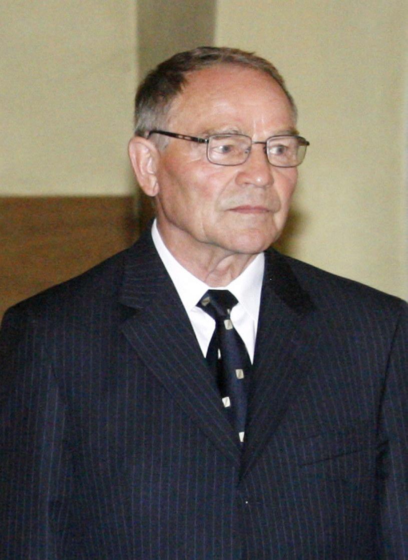 Józef Grudzień w 2010 roku /Adam Hawałej /PAP