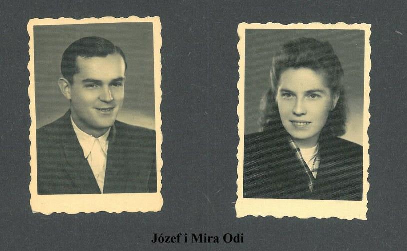 Józef i Mira Odi /materiały prasowe