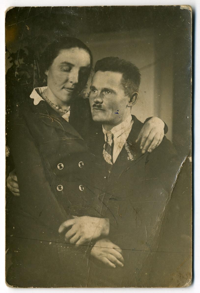 Józef i Wiktoria Ulmowie /Archiwum autora