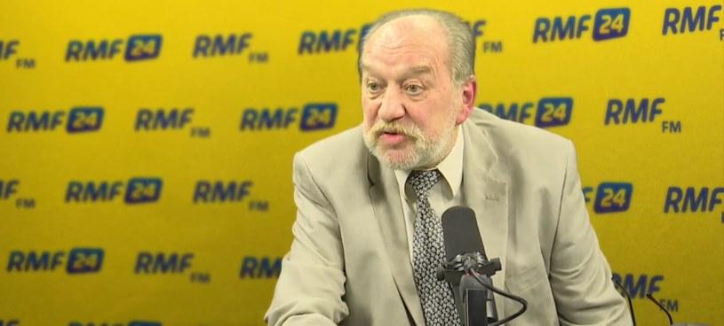Józef Iwulski /RMF FM
