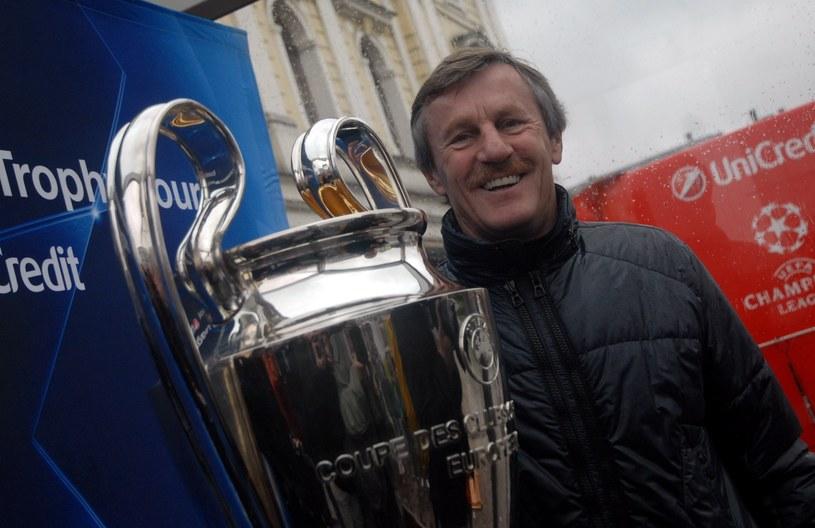 Józef Młynarczyk zdobył Puchar Europy z FC Porto /Fot. Marek Lasyk/REPORTER /East News