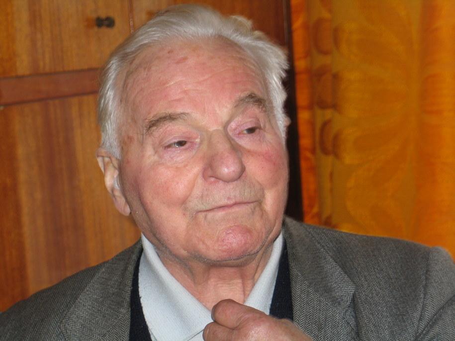 Józef Mucha z kardynałem Karolem Wojtyłą przejechał ponad pół miliona kilometrów. /Maciej Grzyb /RMF FM