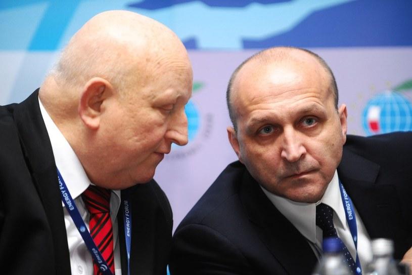Józef Oleksy i Kazimierz Marcinkiewicz /Piotr Matusewicz /East News