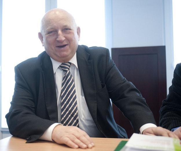 Józef Oleksy /Lech Gawuc /Reporter