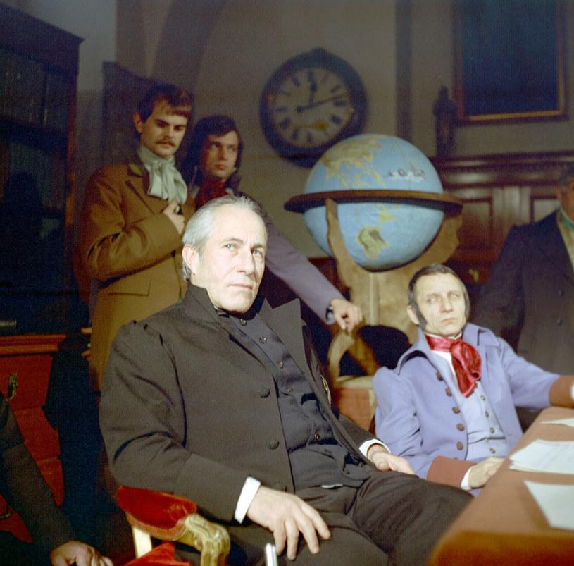 """Józef Para w filmie dokumentalnym """"Czyliż nie ma dla Polski ratunku - Stanisław Staszic"""" (1983) /INPLUS /East News"""