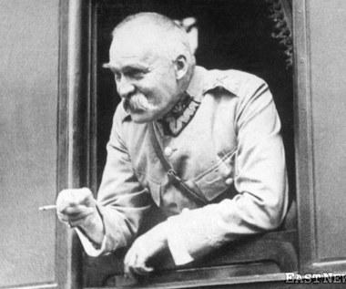 Józef Piłsudski, bohater narodowy z poczuciem humoru