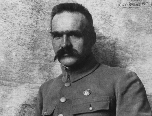 Józef Piłsudski musiał uświadomić Europę /Hulton Archives /Getty Images