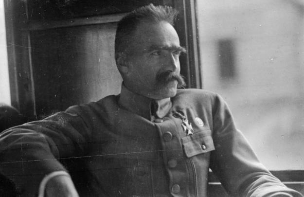 Józef Piłsudski, Naczelnik Państwa /Z archiwum Narodowego Archiwum Cyfrowego