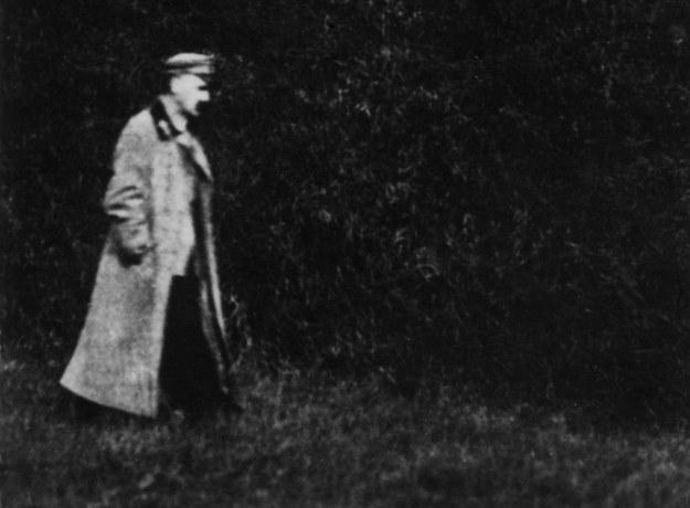 Józef Piłsudski w Magdeburgu, 1917 /Danuta Łomaczewska /East News