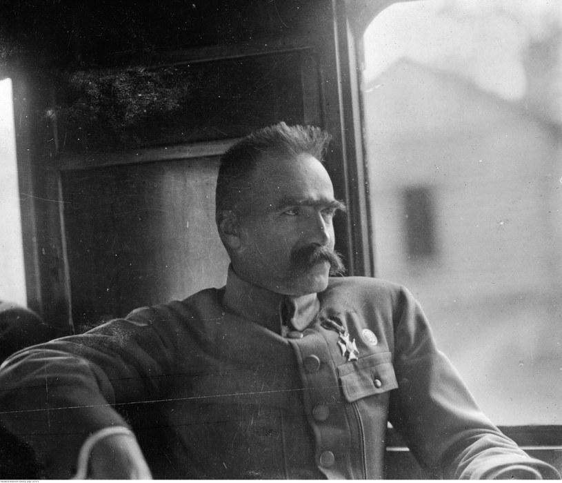 Józef Piłsudski (źródło: Odkrywca) /Odkrywca
