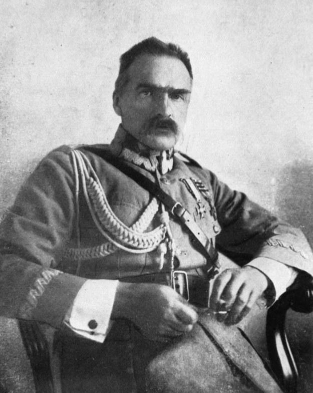 Józef Piłsudski /archiwum /PAP
