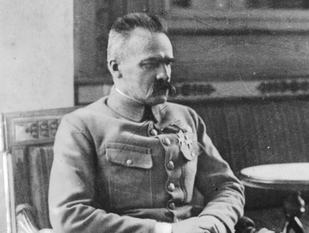 Józef Piłsudski /Z archiwum Narodowego Archiwum Cyfrowego