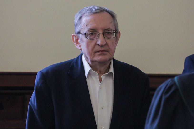 Józef Pinior skazany na 1,5 roku więzienia /Krzysztof Zatycki /Agencja FORUM