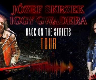 """Józef Skrzek i Iggy Gwadera razem. Wspólna trasa koncertowa """"Back on the Streets"""""""